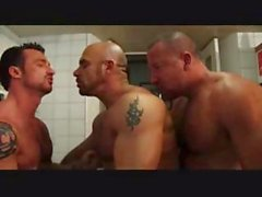Ross Hurston, Trojan Rock and Axel Ryder