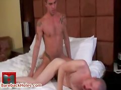 Sage Daniels and Dane Dragon in gay part6
