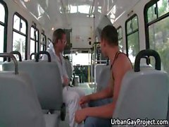 Guys get picked up by a bus and get part3