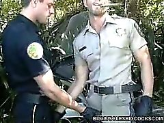 Gay Cop Bodybuilders