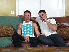 Derek Atlas and Brett Beckham