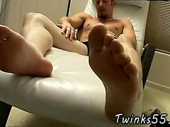 Nude gay man feet Hot Str8 Jock Foot Show