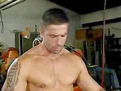Julian Vincenzo and Ted Colunga hot mechanics