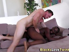 Amateur fucks black ass