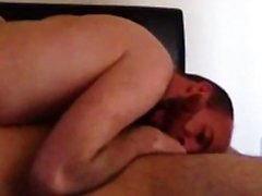 Gays doing blowjob and get cumshot