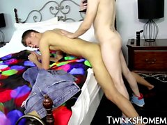 Andy Kay and Matthew Coles horny live show for their viewers
