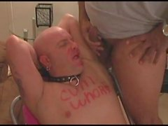 Husband suck and swallow
