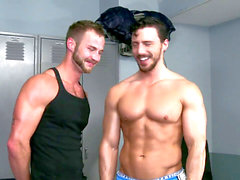 randyblue - Chris Bines rail the hell out of Reese Rideout