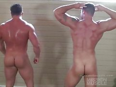 Derek Atlas and Frank Defeo