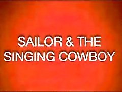 Gay Vintage 50's - Sailor and the Singing Cowboy