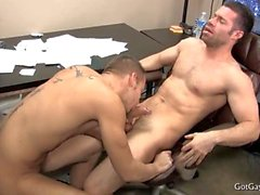 Shane Frost and Tristan gay ass fucking part3