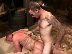 Christian Wilde Josh Peters Farmboy Punished For Jerking Off