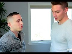 NextDoorRaw - Spencer Gets To Know New Roommate