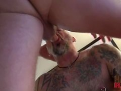 Hairy and Raw - Rusty G and Nate Pierce