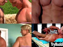 Best Of Marcus Mojo Muscular Hardcore Blowjobs Compilation