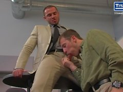 Special Reserve: Kyle Quinn & Jessy Ares - Ass fucking in the office