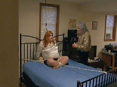 Ronni Gives Brianna a Nasty Bed Tie ... 3-1-2019