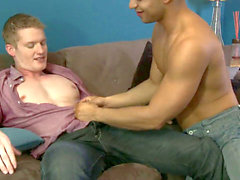 randyblue PT 2 Webseries molten muscle man tears up Latin Hearthrobe