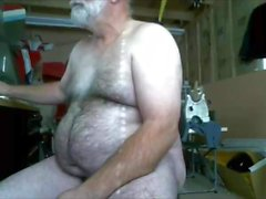 grandpa jim stroke on webcam