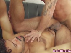 Damien Crosse pounding tight ass