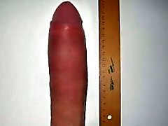 Hung Monster Cock Measuring Cocks