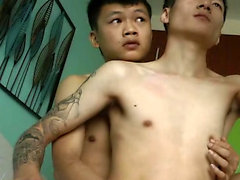 Straight Chinese Boys Handjobs