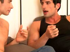 Auditions 31 Scene 1 Michael Lucas And Matan Shalev