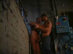 Big Blue (In the Boiler Room) - George Glass & Jake Deckard Part 1