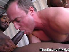 Bbcs in interracial 3way