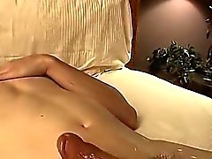 Young gay twinks fucking older guys A Gooey Foot Finish For