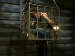 Christian Wilde Tyler Sweet Caged Sex Slave Endures A Beatin