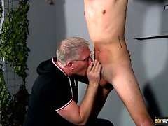 Josh is about to get the kind of cock sucking heand#039,s